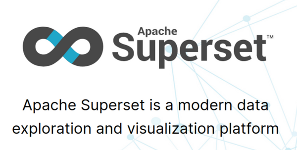 Apache Superset - powerful and free way to visualize your data